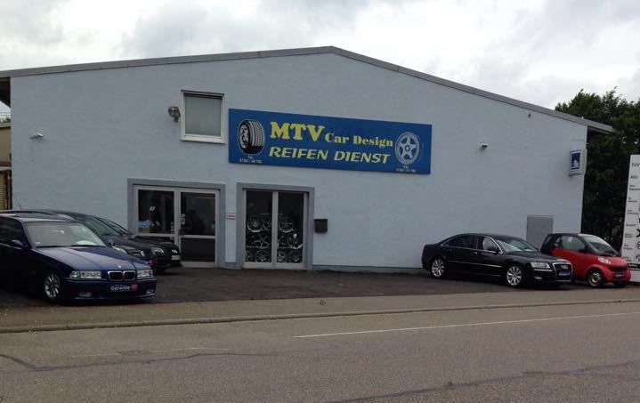 MTV Car Design - Eingang